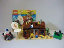 Lego Spongyabob - Rozsdás Rákolló vendéglő 3825 (pici hiány)