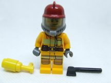 Lego City figura - Tűzoltó (cty0287)