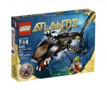 Lego Atlantis - A mélység őre 8058
