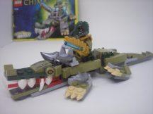 Lego Chima - Legendás vad krokodil 70126