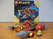 Lego Atlantis - Mélytengeri támadó 7984