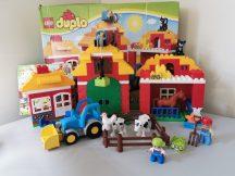 Lego Duplo - Nagy Farm 10525 (doboz+katalógus)