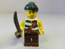 Lego Pirates figura - Kalóz (pi094)