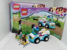 Lego Friends - Állatmentő 41086 (doboz+katalógus)