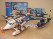 Lego City - A parti őrség repülőgépe 60015