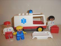Lego Duplo - Ambulance, mentőautó 2682