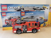 Lego Creator - Tűzoltás (doboz+katalógus) 6752