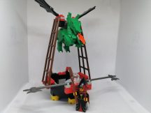 Lego Castle - Boszorkány Szörfözés 6037 NAGYON RITKA