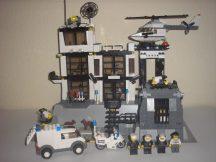 Lego City - Rendőrség, Rendőrkapitányság 7237