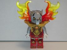 Lego Legends of Chima figura - Worriz (loc129)