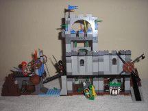 Lego Knights Kingdom II - Orlan fellegvár 8780 Vár
