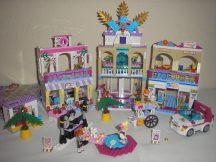 Lego Friends - Heartlake bevásárlóközpontja 41058 (doboz+katalógus)