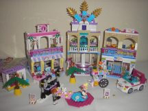 Lego Friends - Heartlake bevásárlóközpontja 41058 (katalógussal)