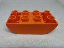 Lego Duplo kocka narancs