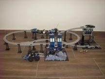 Lego Space - Monorail Transport Base 6991 KÜLÖNLEGESSÉG RITKA