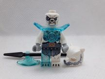 Lego Legends of Chima figura - Iceklaw - Armor  (loc160)