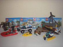 Lego City - Bűnözők búvóhelye 60068