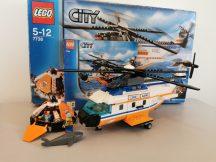 Lego City - Parti őrség helikopter és mentőtutaj 7738 (doboz+katalógus)