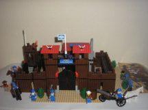 Lego System - Fort Legoredo (Erőd, Vár, Cowboy, Western ) 6769 RITKASÁG!!! (2)