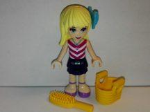 Lego Friends figura - Stephanie + kiegészítők (frnd184)