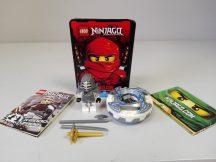 Lego Ninjago - Kendo Zane 9563
