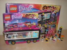 Lego Friends - Popsztár utazóbusz 41106