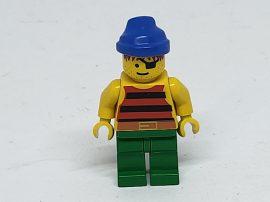 Lego Pirates figura - Kalóz (pi029)