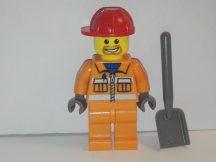 Lego City figura - Építőipari munkás (cty111)