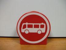 Lego Duplo képeskocka - busz (picit karcos)