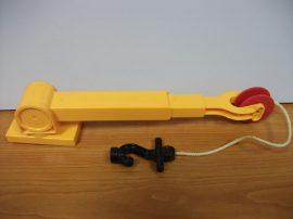 Lego Duplo csörlő