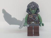 Lego Castle figura - Fantasy Era - Troll Warrior 3 + kard (cas368)
