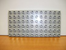 Lego Duplo Alaplap 6*12 (v.szürke)