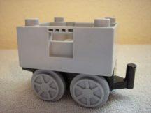 Lego Duplo Mozdony utánfutó, lego duplo vonat utánfutó Thomas