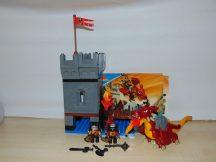 Lego Duplo Lovagi Kastély, Vár Kastély, Sárkány tornya 4776