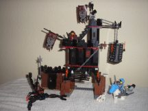 Lego Knights Kingdom - Scorpion Prison Cave 8876 Vár