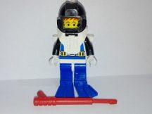 Lego Aquanaut figura - búvár (aqu029) (lába rágott)