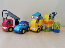 Lego Duplo - Első járműveim 10816 (pici eltérés)