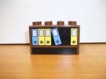 Lego Duplo képeskocka - könyvespolc