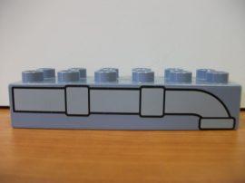 Lego Duplo képeskocka - vízvezeték, cső - Thomas