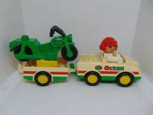 Lego Duplo - Motorkerékpár szállítás 2621