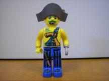 Lego Juniors figura - Kalóz (4j015 )