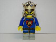 Lego Knights Kingdom figura  - King Leo (cas035)