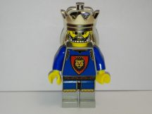 Lego Knights Kingdom figura  - King Leo (cas035)