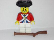 Lego Pirates figura - Officer (pi125)