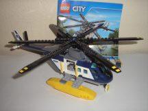 Lego City - Helikopteres üldözés 60067 - csak helikopter!