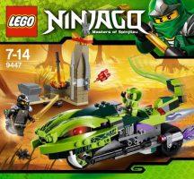 Lego Ninjago - Lasha harapássorozata 9447