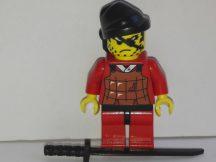 Lego Ninja figura - Robber (cas052)