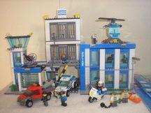 Lego City - Rendőrkapitányság, Rendőrség 60047