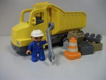 Lego Duplo - Billenőkocsi 5651 dömper teherautó billencs