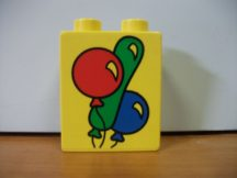Lego Duplo képeskocka - lufi